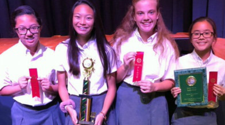 Math Olympiad Winners | St  Joseph School - Fullerton